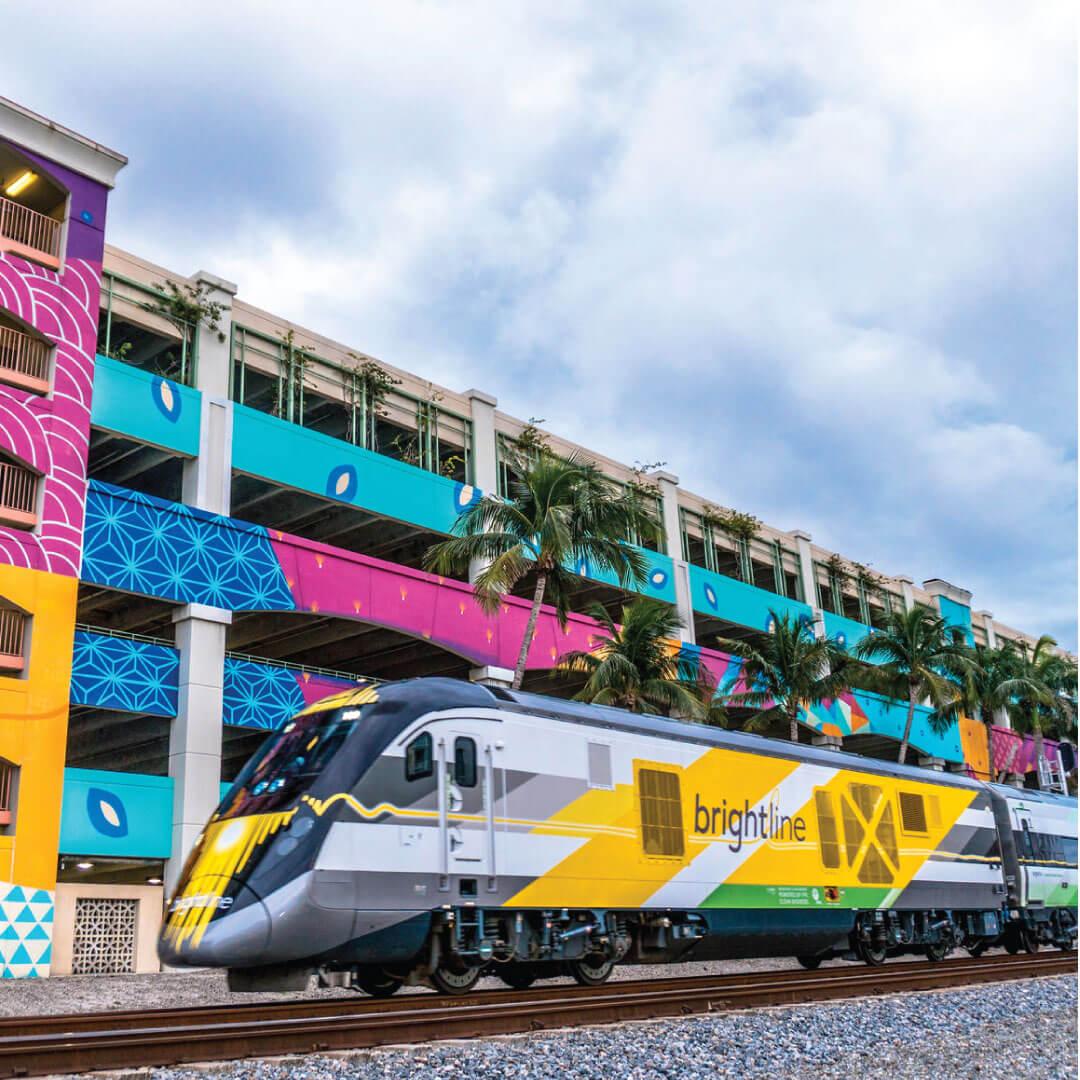 Train & Tour