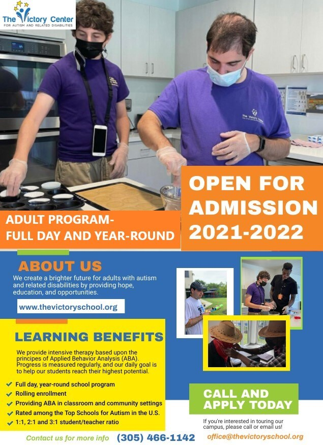 Adult Program Flyer